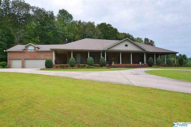 1154 Dug Hill Road, Brownsboro, AL 35741 (MLS #1153702) :: Southern Shade Realty