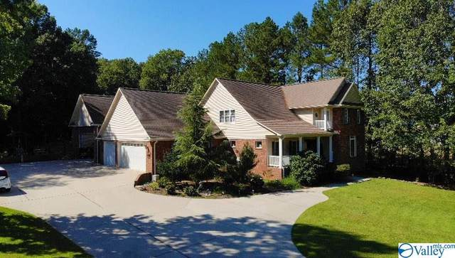 1300 Signal Point Road, Guntersville, AL 35976 (MLS #1153729) :: Rebecca Lowrey Group