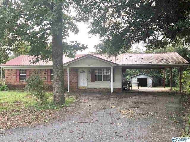 114 Audrea Street, Moulton, AL 35650 (MLS #1153877) :: Rebecca Lowrey Group