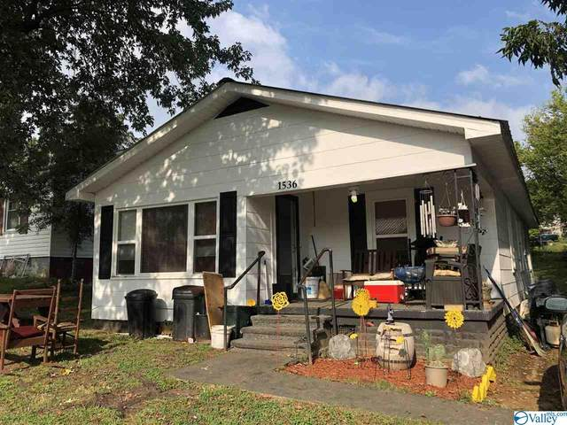 1536 Rayburn Avenue, Guntersville, AL 35976 (MLS #1153910) :: Rebecca Lowrey Group