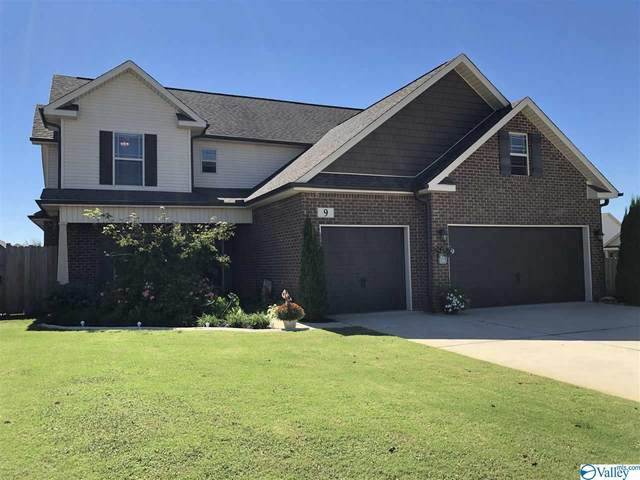9 Weeping Willow Lane, Decatur, AL 35603 (MLS #1153920) :: Southern Shade Realty