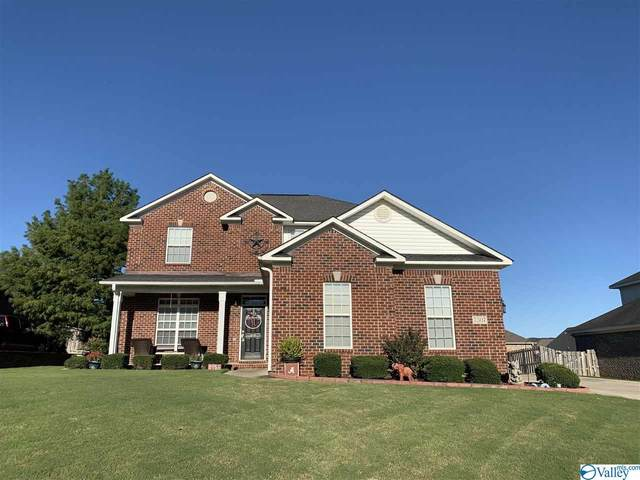7507 Old Valley Point, Owens Cross Roads, AL 35763 (MLS #1154221) :: Rebecca Lowrey Group