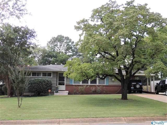 2505 Waltham Drive, Huntsville, AL 35811 (MLS #1154237) :: RE/MAX Unlimited