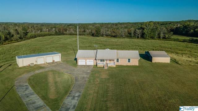 Geraldine, AL 35974 :: Legend Realty