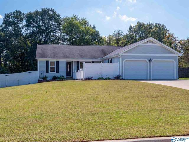 107 Brass Oak Drive, Madison, AL 35758 (MLS #1154564) :: MarMac Real Estate