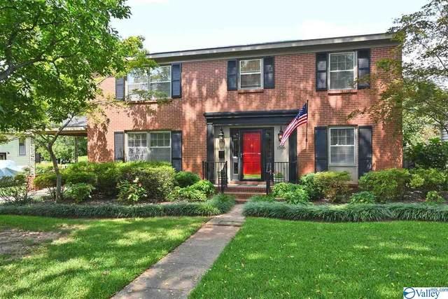 1006 Sherman Street, Decatur, AL 35601 (MLS #1154837) :: Legend Realty