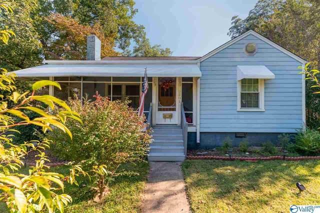 2401 Gallatin Street, Huntsville, AL 35801 (MLS #1154858) :: Amanda Howard Sotheby's International Realty
