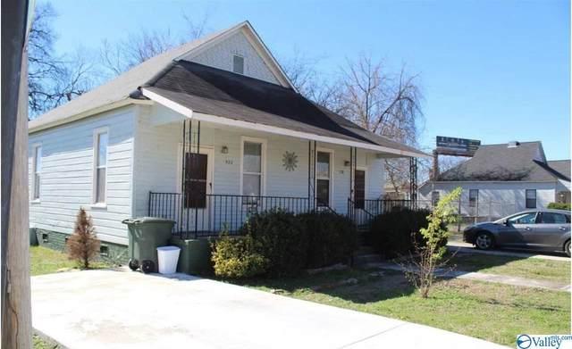 520 Rison Avenue, Huntsville, AL 35801 (MLS #1154889) :: Coldwell Banker of the Valley
