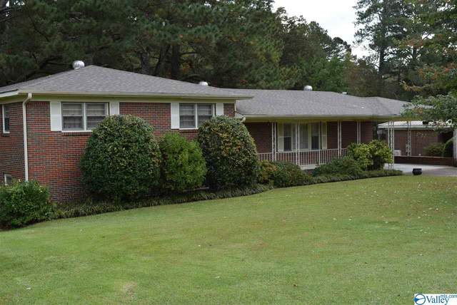 2221 Fairview Road, Gadsden, AL 35901 (MLS #1154893) :: Southern Shade Realty