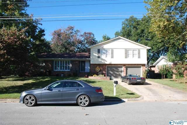 1007 Tascosa Drive, Huntsville, AL 35802 (MLS #1154978) :: MarMac Real Estate