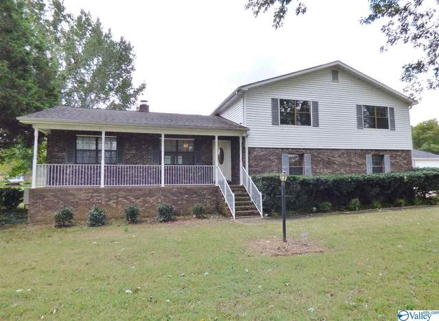 2870 Gurley Pike, Gurley, AL 35748 (MLS #1155029) :: Revolved Realty Madison