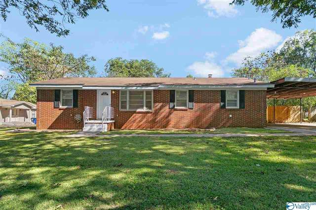 3206 Searcy Drive, Huntsville, AL 35810 (MLS #1155059) :: RE/MAX Unlimited