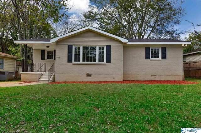 509 Warner Street, Huntsville, AL 35805 (MLS #1155102) :: Southern Shade Realty