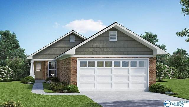 100 Derbyshire Drive, New Market, AL 35761 (MLS #1155128) :: MarMac Real Estate