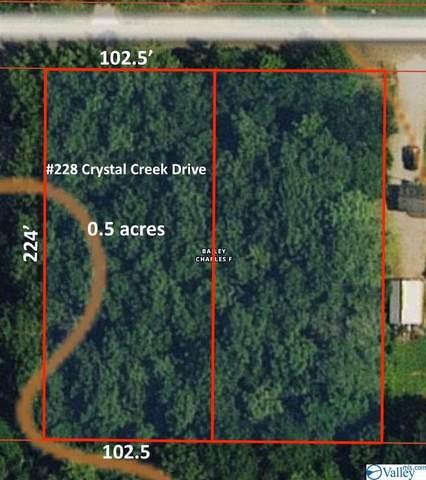 228 Crystal Creek Drive, New Market, AL 35761 (MLS #1155162) :: RE/MAX Distinctive | Lowrey Team
