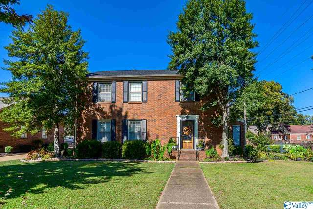 1013 Fraser Avenue, Huntsville, AL 35801 (MLS #1155190) :: Amanda Howard Sotheby's International Realty