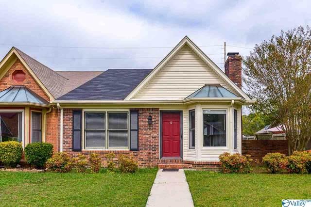 416 Autumnwood Drive, Decatur, AL 35601 (MLS #1155201) :: Rebecca Lowrey Group