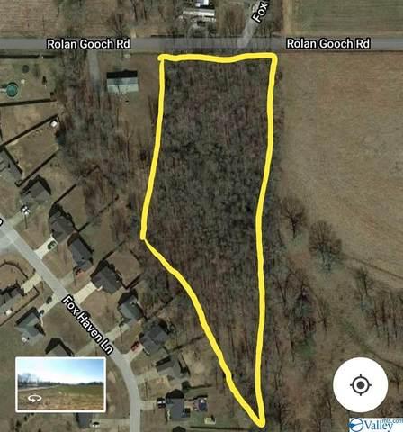0 Rolan Gooch Road, Toney, AL 35773 (MLS #1155235) :: MarMac Real Estate