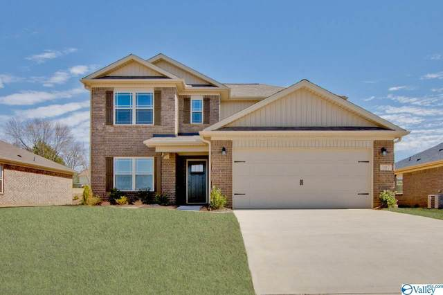 199 Wilcot Road, Meridianville, AL 35759 (MLS #1155316) :: MarMac Real Estate