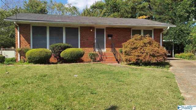 427 Ewing Street, Huntsville, AL 35805 (MLS #1155352) :: RE/MAX Unlimited