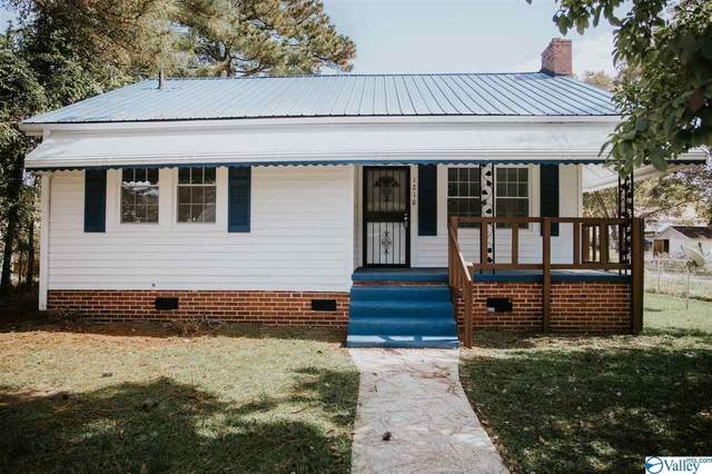 1210 Vinson Avenue, Gadsden, AL 35903 (MLS #1155372) :: Revolved Realty Madison