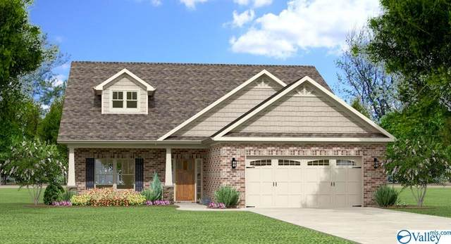 117 Brier Valley Drive, Meridianville, AL 35759 (MLS #1155466) :: Rebecca Lowrey Group