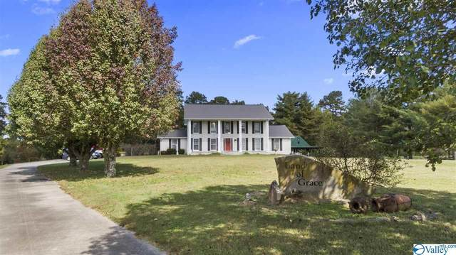 1601 County Road 28, Crossville, AL 35962 (MLS #1155503) :: Revolved Realty Madison
