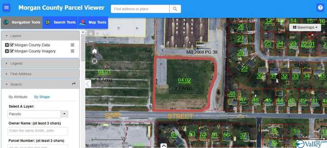 928 Sims Street, Decatur, AL 35603 (MLS #1155531) :: MarMac Real Estate