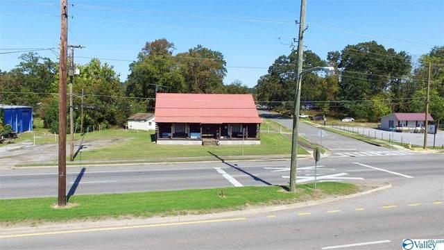 3301 W Meighan Boulevard, Gadsden, AL 35904 (MLS #1155565) :: Southern Shade Realty