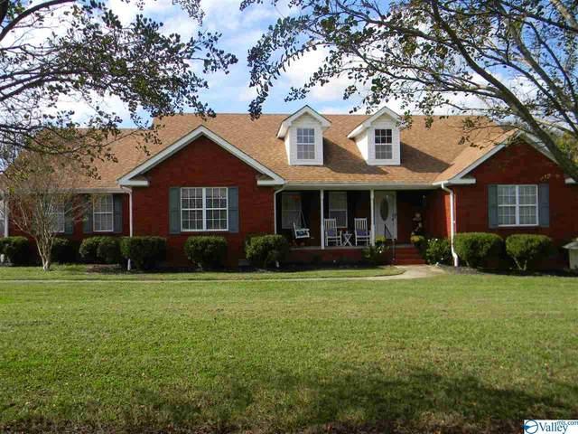 514 Cain Road, Somerville, AL 35670 (MLS #1155573) :: Amanda Howard Sotheby's International Realty