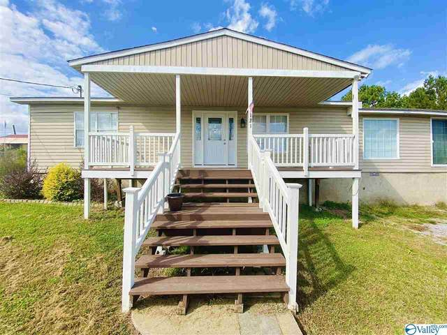 121 Dry Creek Lane, Hokes Bluff, AL 35903 (MLS #1155691) :: MarMac Real Estate
