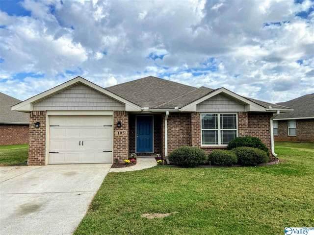105 Copeland Drive, Madison, AL 35756 (MLS #1155707) :: MarMac Real Estate