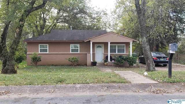 177 Wilkenson Drive, Huntsville, AL 35811 (MLS #1155720) :: MarMac Real Estate