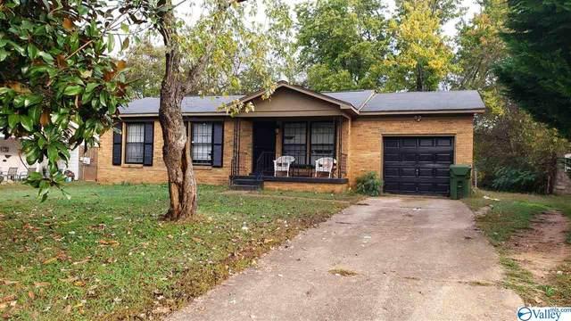 2508 Jeri Street, Huntsville, AL 35810 (MLS #1155722) :: MarMac Real Estate