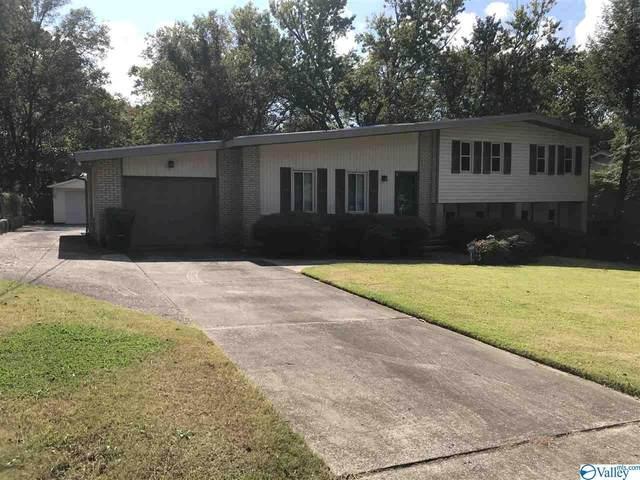 510 Bain Drive, Huntsville, AL 35803 (MLS #1155763) :: RE/MAX Distinctive | Lowrey Team