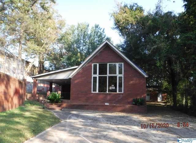 15 W 43RD STREET, Anniston, AL 36206 (MLS #1155889) :: Rebecca Lowrey Group