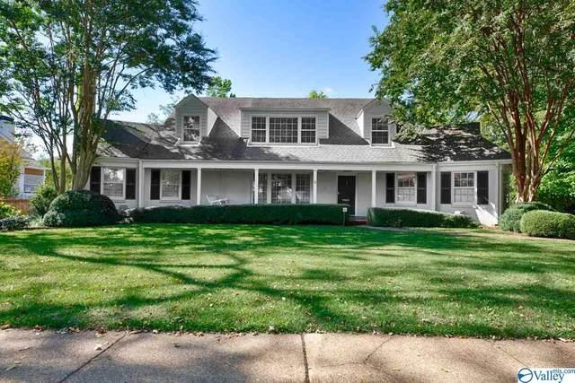 520 Franklin Street, Huntsville, AL 35801 (MLS #1155890) :: Legend Realty