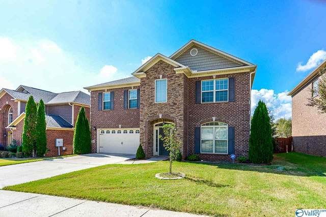 204 Properzi Way, Huntsville, AL 35824 (MLS #1155913) :: Southern Shade Realty