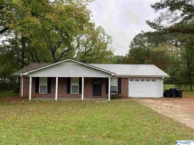 2510 Crockett Circle, Guntersville, AL 35976 (MLS #1155919) :: Southern Shade Realty