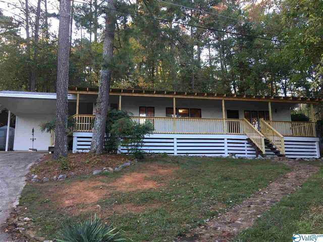 701 Camp Ney A Ti Road, Guntersville, AL 35976 (MLS #1155938) :: RE/MAX Unlimited