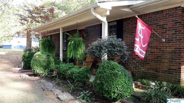 3374 Old Moulton Road, Decatur, AL 35603 (MLS #1155979) :: Rebecca Lowrey Group