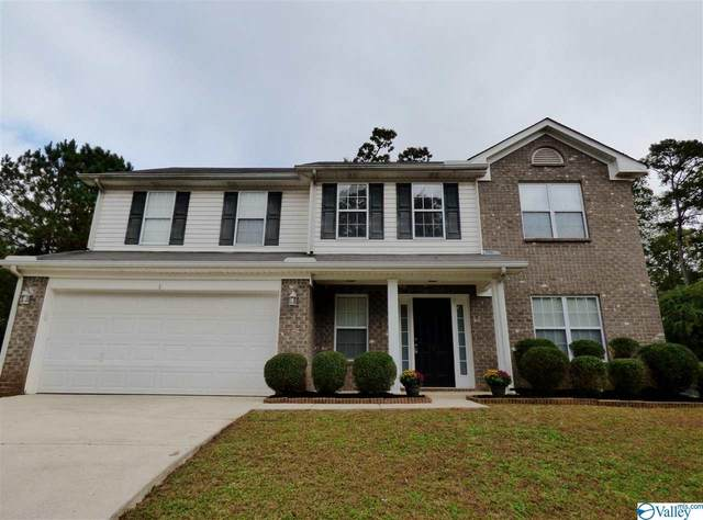 105 Vandenberg Lane, Harvest, AL 35749 (MLS #1155986) :: Rebecca Lowrey Group