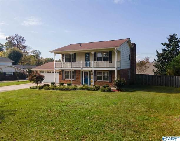 1475 Longbrook Drive, Cullman, AL 35055 (MLS #1156077) :: MarMac Real Estate