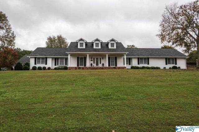 1431 North Carlisle Street, Albertville, AL 35951 (MLS #1156094) :: Coldwell Banker of the Valley