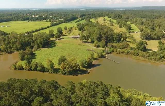 1627 County Road 92, Cedar Bluff, AL 35959 (MLS #1156132) :: Coldwell Banker of the Valley