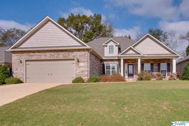 213 Somerton Drive, Huntsville, AL 35811 (MLS #1156149) :: LocAL Realty