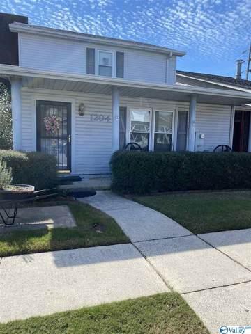 1204 SE Catskill Circle, Huntsville, AL 35802 (MLS #1156172) :: LocAL Realty