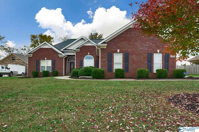 236 WES Ashley Drive, Meridianville, AL 35759 (MLS #1156262) :: Southern Shade Realty