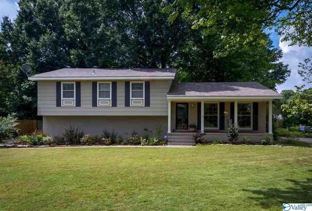 10012 Allison Drive, Huntsville, AL 35802 (MLS #1156276) :: Southern Shade Realty