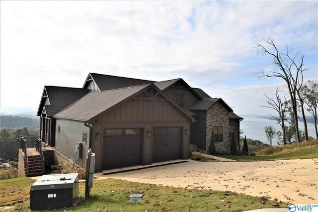 1150 Fall Creek Drive, Guntersville, AL 35976 (MLS #1156578) :: The Pugh Group RE/MAX Alliance